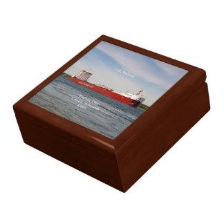 CSL Welland Andenkenkasten Geschenkbox