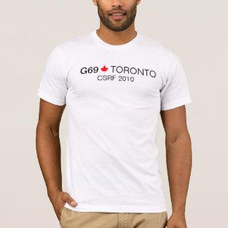 CSRF Toronto 2010 T-Shirt