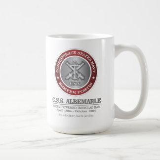 CSS Albemarle (SF) Kaffeetasse