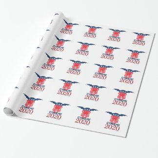 Cthulhu für Präsidenten 2020 Geschenkpapier