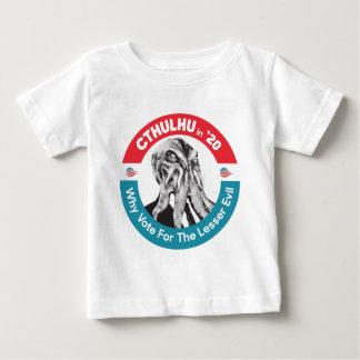 Cthulhu für Präsidenten in '20 Baby T-shirt