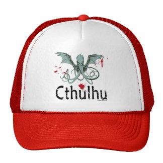 Cthulhu Horror-vektorkunst Trucker Cap