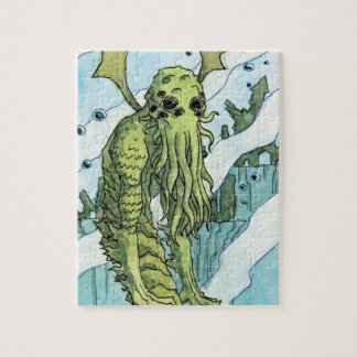 Cthulhu - Puzzlespiel Puzzle