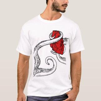 Cthulhu stahl mein Herz-T-Shirt - klare Tentakeln T-Shirt