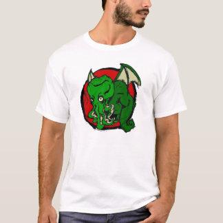 Cthulu Wert-T-Stück T-Shirt