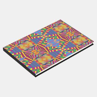 cuaderlo, Buch, personalisiertes Notizbuch, mit Gästebuch