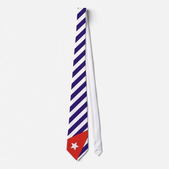 Cuba Individuelle Krawatte