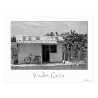 CUBAN HOME POSTKARTEN