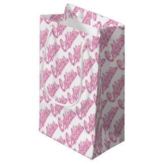 Cubbie-CAMOUFLAGE-ROSa-Abschließend Kleine Geschenktüte