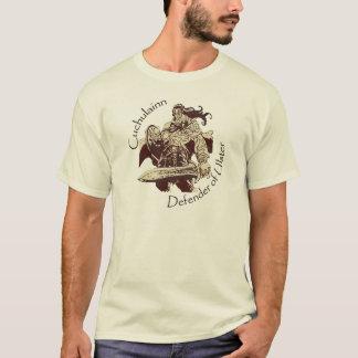 Cuchulainn - Verteidiger von Ulster T-Shirt