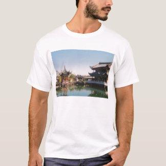 Cui HU Qiu BO in der Stadt von Kun Ming T-Shirt