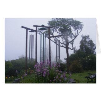 Culamoya Glockenspiele im Nebel Karte
