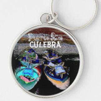 Culebra III Puerto Rico Keychain Schlüsselanhänger