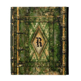 Culfoure Earling altes Buch-Art-Monogramm