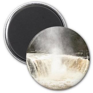 Cumberland fällt großes South Fork Kentucky Runder Magnet 5,7 Cm