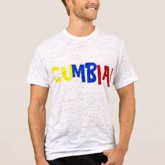 CUMBIA VERBLASSTE T - SHIRT