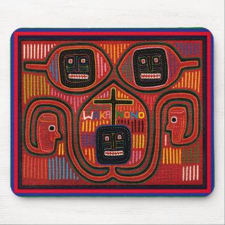 Cuna Stammes- Entwurf Mousepad