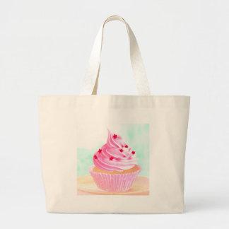 Cupcake Jumbo Stoffbeutel