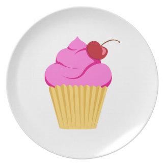 Cupcake Melaminteller
