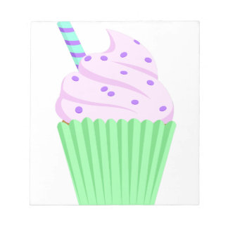 cupcake notizblock