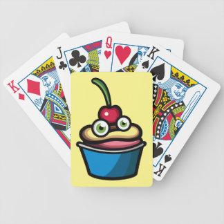 Cupcakemon Bicycle Spielkarten