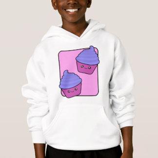 Cuppy backt Zwillinge Kawaii Shirt zusammen