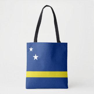 Curaçao kennzeichnen tasche