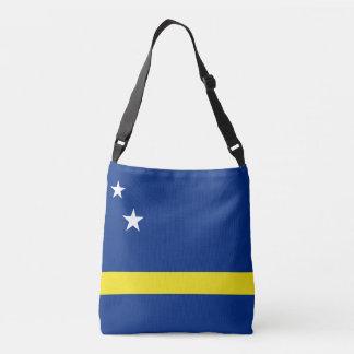 Curaçao kennzeichnen tragetaschen mit langen trägern