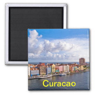 Curaçao-Magnet Magnete