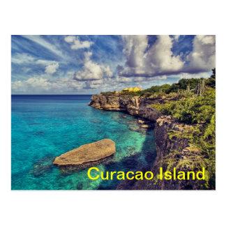 Curaçao-Postkarten Postkarte