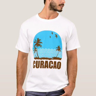 CURAÇAO SETZEN AUF DEN STRAND T-Shirt