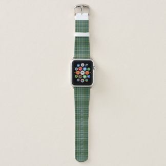 Currie Clan-kariertes Apple-Uhrenarmband Apple Watch Armband