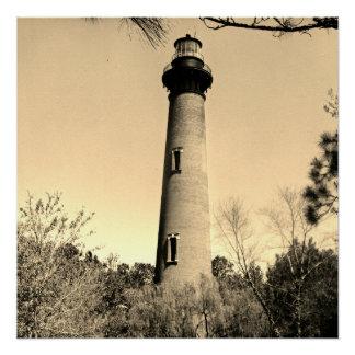 Currituck Leuchtturm Poster