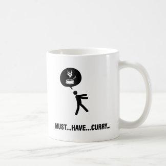 Curry-Liebhaber Kaffeetasse