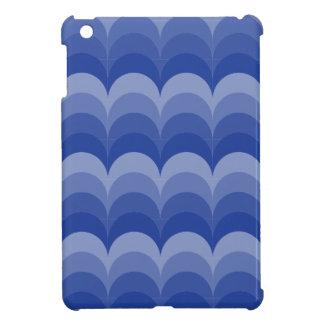 Curvy Wellen iPad Mini Hülle