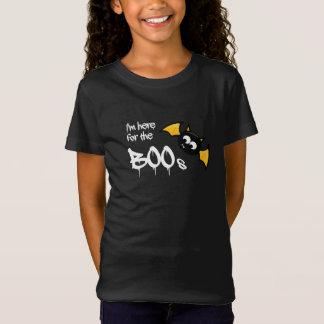 Cute Halloween Boo Bat - Fledermaus T-Shirt