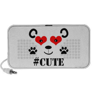 #Cute iPod Lautsprecher