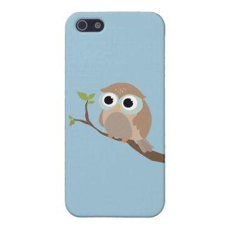 Cute owl iPhone 5 schutzhülle