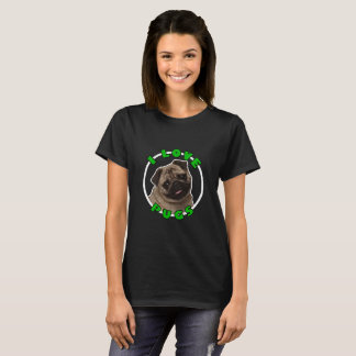 Cute wird t-shirt all sein pugs lovers
