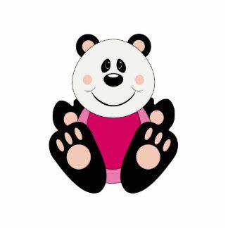 Cutelyn Baby-Panda-Bär Photo Statue