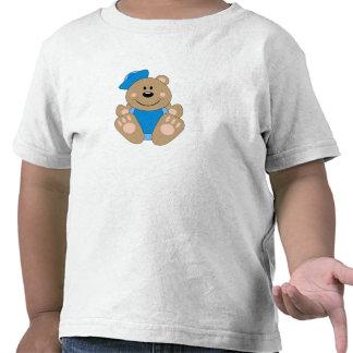 Cutelyn Baby-Seemann-Bär Hemd
