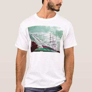Cutty Sark Greenwich Fraktale T-Shirt