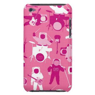 CWS Astro Felsen-Rosa iPod Case-Mate Hüllen