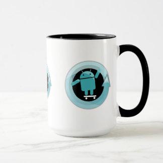 Cyan (Mod) Tasse