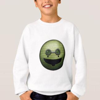 Cyber-Grinsen Sweatshirt