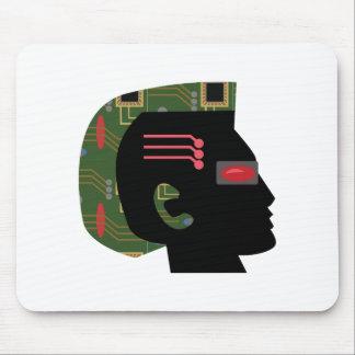 Cyber-Mann Mousepad