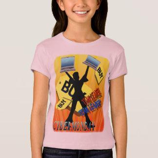 Cyber-Montag-Team-Führer-Shirts T-Shirt