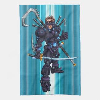 Cyber Ninja Handtuch