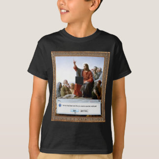 Cyber-Predigt T-Shirt