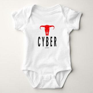 Cyber u. Stier durch VIMAGO Baby Strampler